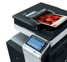 Olivetti MF222plus, Document feeder & Cabinet