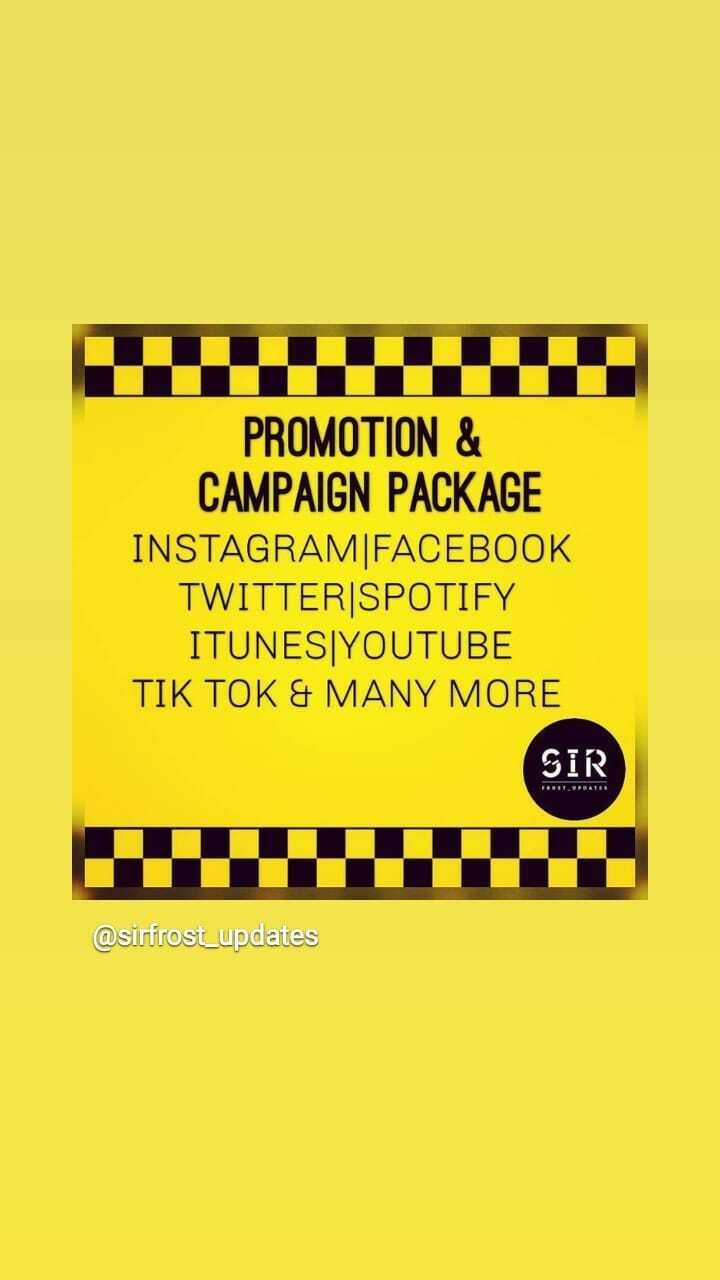 Promotion & Campaign Package