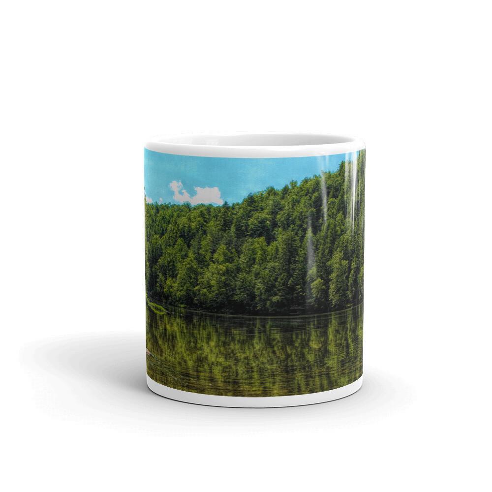 Cumberland River Reflection_116 Mug
