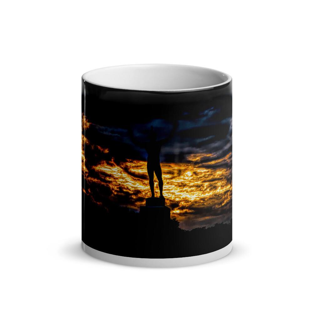 Sunsinger Gold Sunrise_102 Glossy Magic Mug