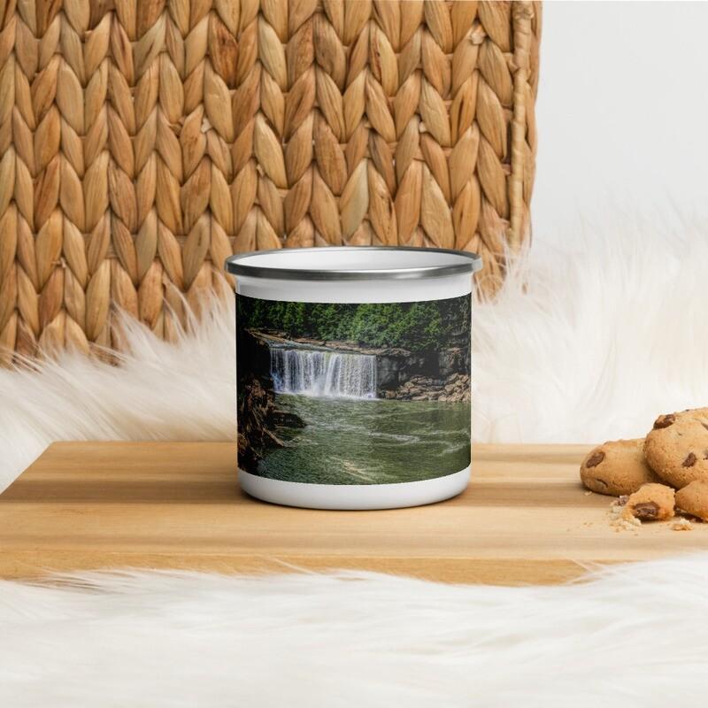 Cumberland Falls_126 Enamel Mug