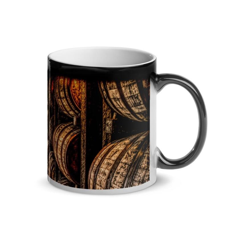 Kentucky Hallway_168 Glossy Magic Mug