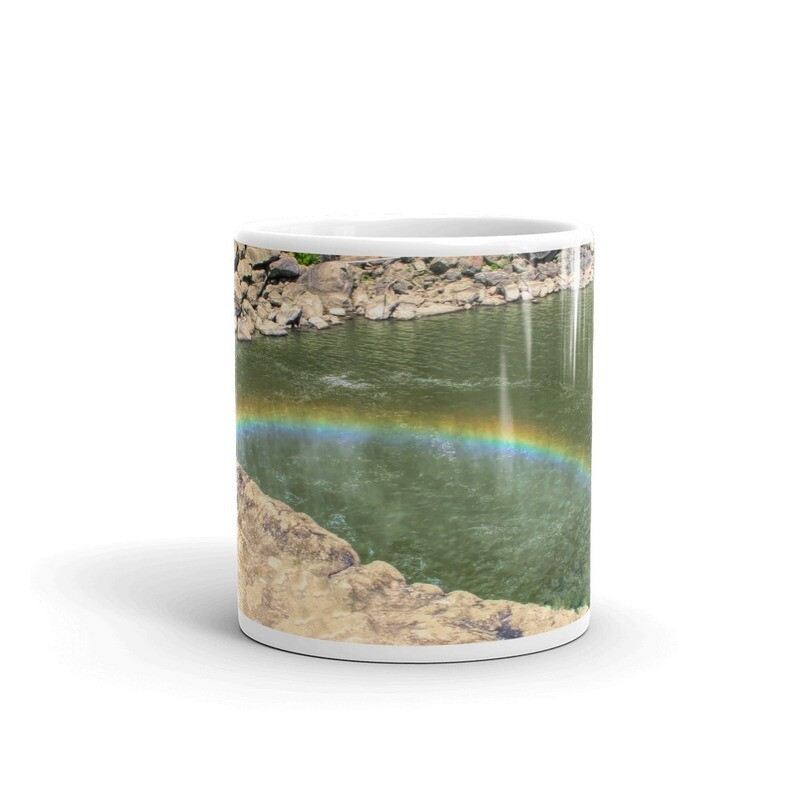 Cumberland Falls Rainbow_126 Mug