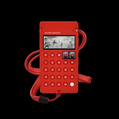 Teenage Engineering CA-X Red Case