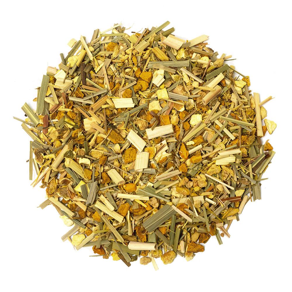 Jordan Tomb's Organic Herbal Infusion - Turmeric Ginger