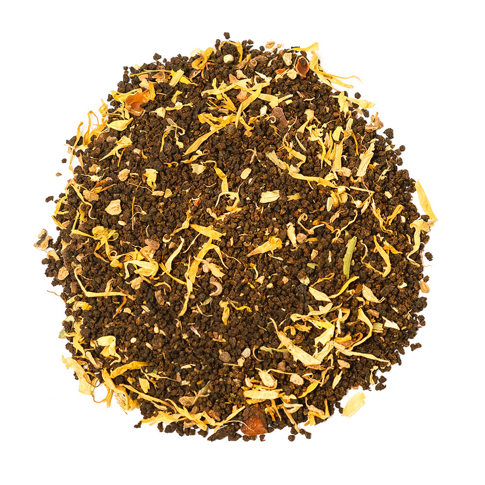 Jordan Tomb's Organic Black Tea Blend - Masala Chai