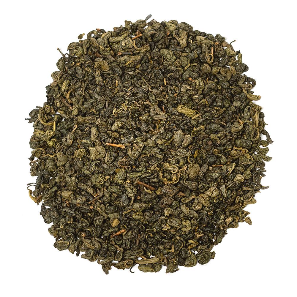 Jordan Tomb's Organic Green Tea - Pinhead Gunpowder