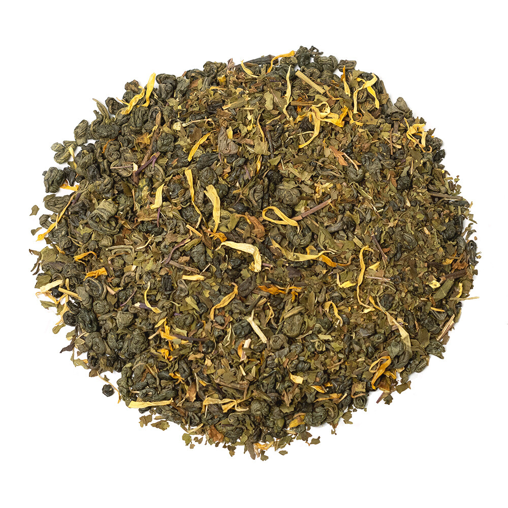 Jordan Tomb's Organic Green Tea Blend - Moroccan Mint