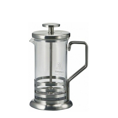 Hario Metal Coffee & Tea Press