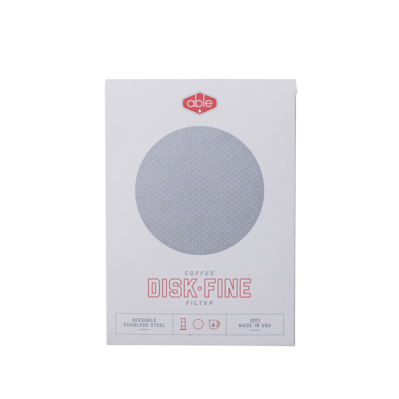 Able DISK-Fine Filter for AeroPress