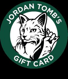 Jordan Tomb's U.S. Web Shop Gift Card