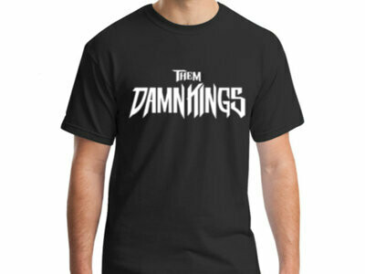 Them Damn Kings Logo T-Shirt