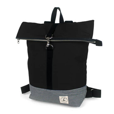 Lady Alamo Brightday Backpack, Black