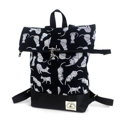 Lady Alamo Mini Brightday Backpack, Cat