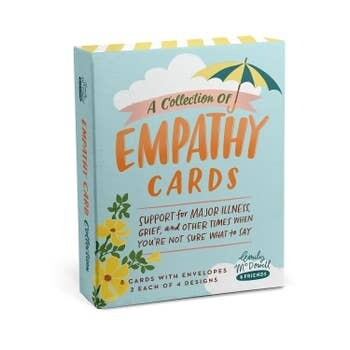 Emily McDowell Boxed Empathy Cards, 8 assorted