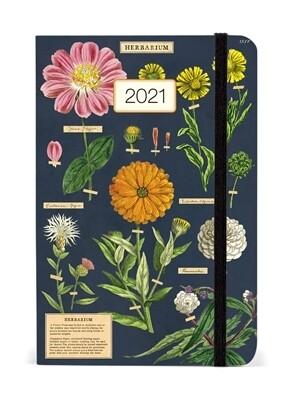 Cavallini Herbarium Weekly Planner 2021