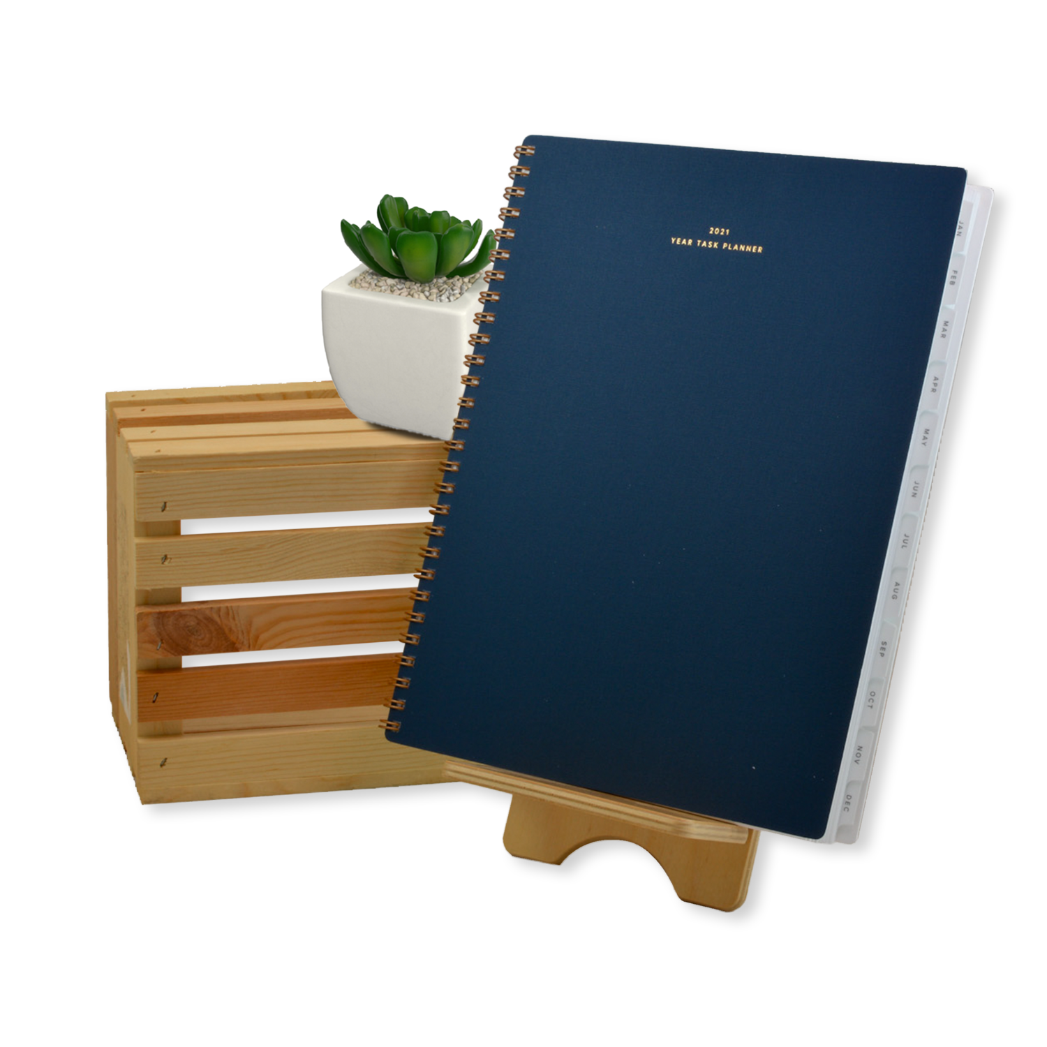 Appointed 2021 Year Task Planner
