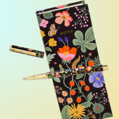 Rifle Paper Co. Floral Desk Set