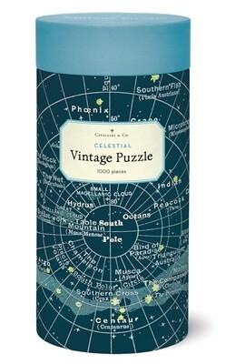 Cavallini Celestial 1,000 pc Puzzle