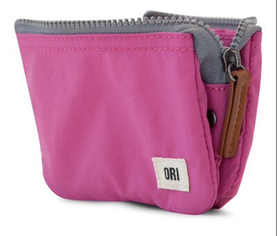 ORI Carnaby Wallet, Candy Pink