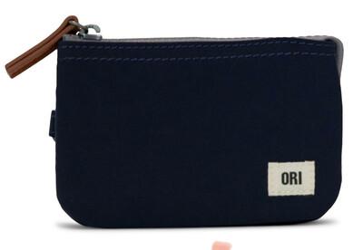 ORI Carnaby Wallet, Midnight Blue