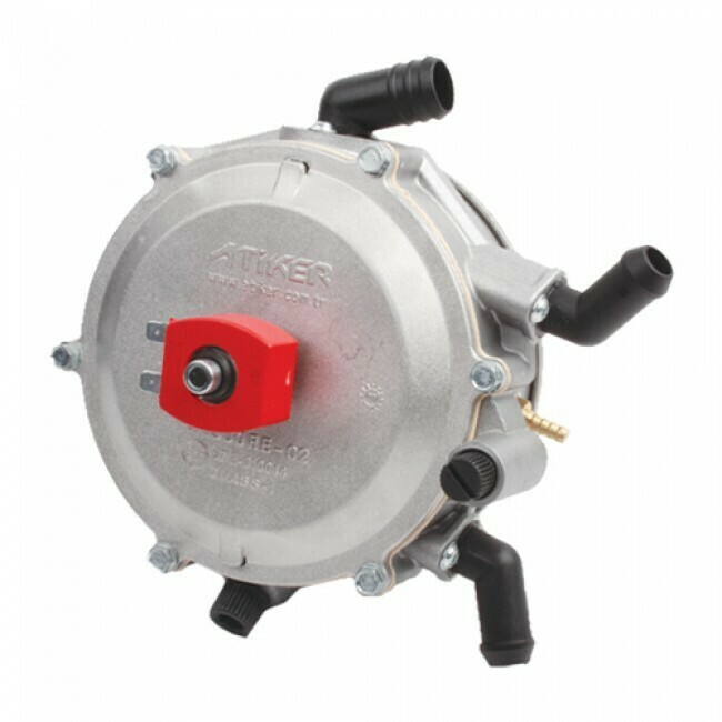 Редуктор Atiker VR-02 вакуумный 90 kW