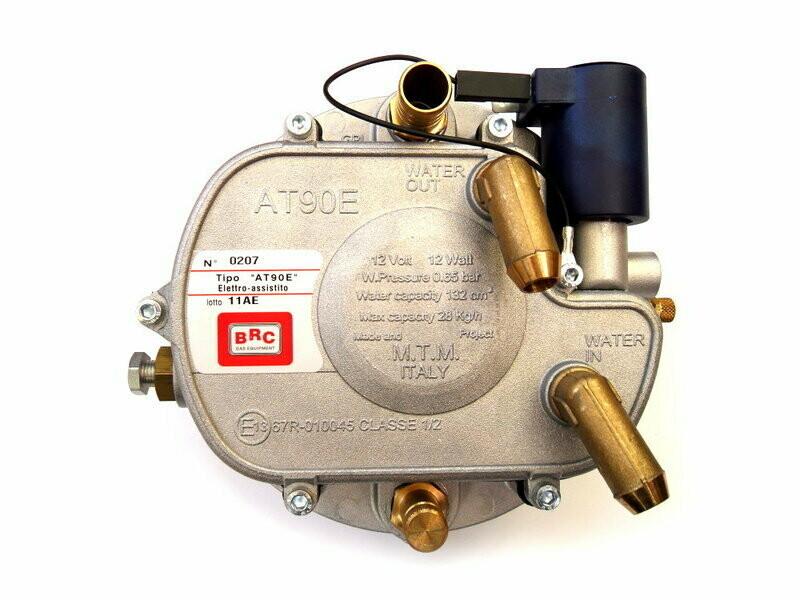Редуктор BRC AT-90 E электронный 100 kW