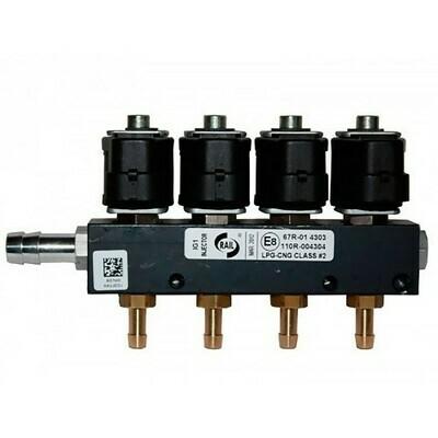 Рампа инжекторная RAIL IG1 4 цил.
