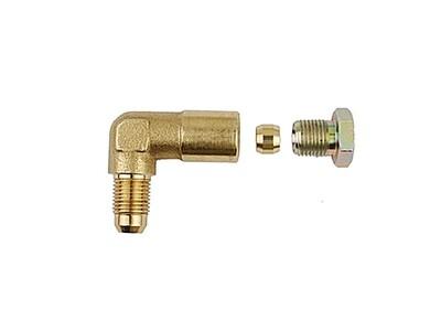 Переходник трубки 90° М10х1/6 Atiker  (ST.0.50)