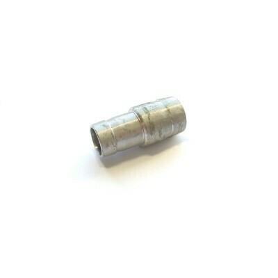 Переходник тосола 20х16 алюминиевый