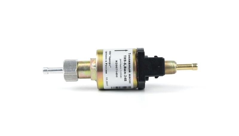 Топливный насос ТН-9 ( 6,8 - 24 В) сб. 3645