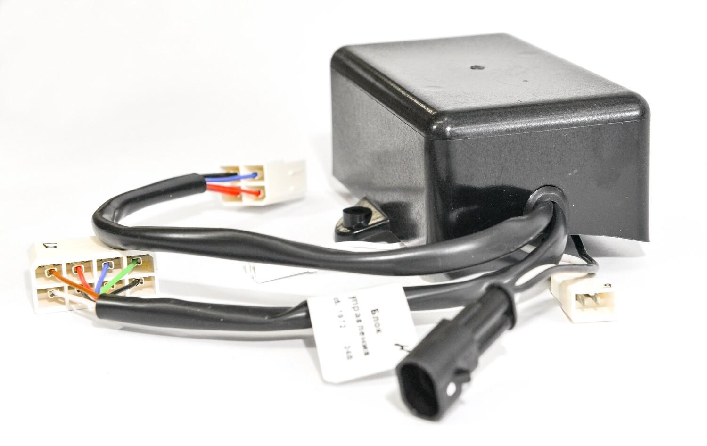 Блок управления 24В для Планар 8Д и 8ДМ сб. 1972