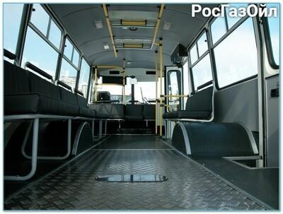 Устройство для автобуса-катафалки ПАЗ