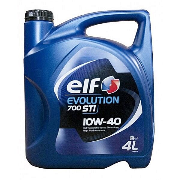 Моторное масло ELF Evolution 700 STI 10W-40 4л