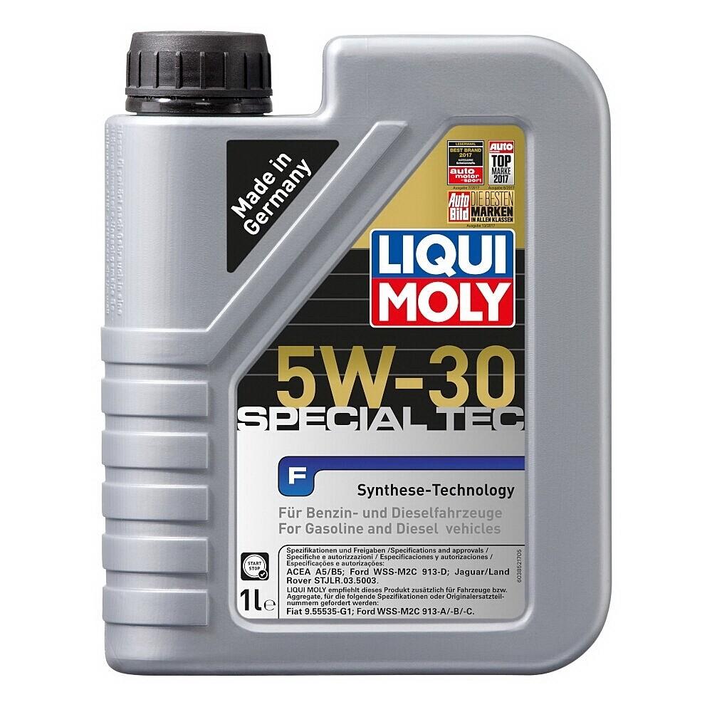 Моторное масло Leichtlauf Special F 5W-30 A5/B5 1л