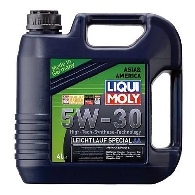 Моторное масло Leichtlauf Spezial AA 5W-30 4л