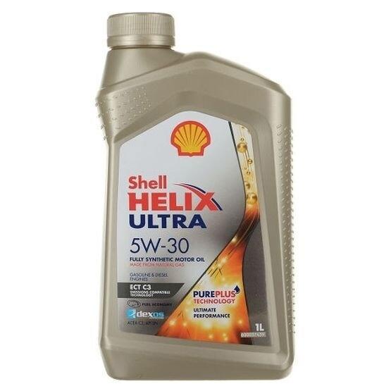 Моторное масло Shell Helix Ultra ЕСТ С3 5W-30 1л