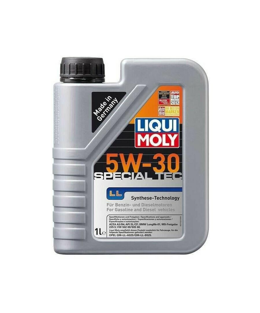 Моторное масло Special Tec LL 5W-30 CF/SL A3/B4 1л