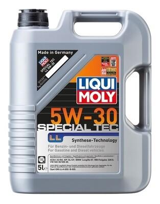 Моторное масло Special Tec LL 5W-30 CF/SL A3/B4 5л