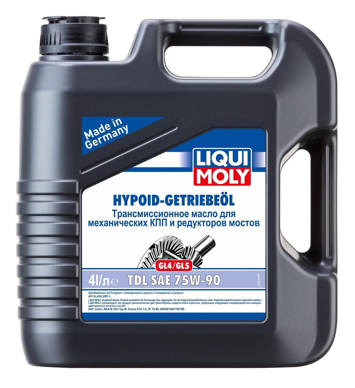 Трансмиссионное масло Hypoid-Getriebeoil TDL 75W-90 4л