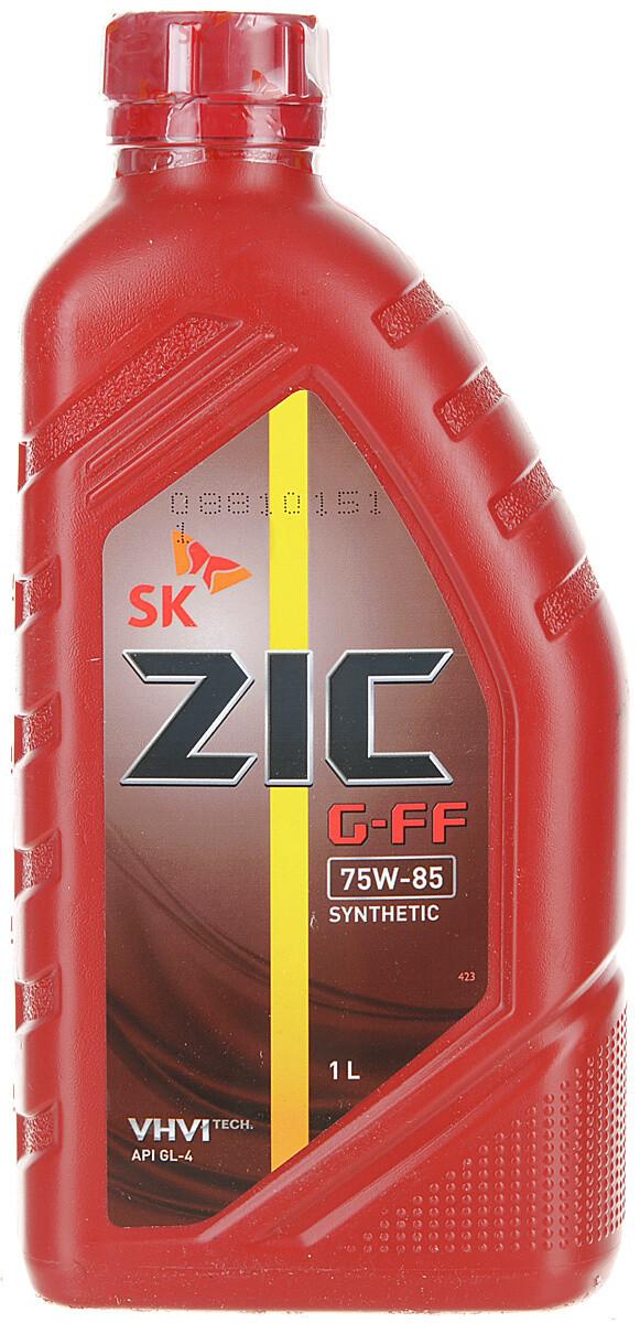 Трансмиссионное масло ZIC G-FF 75W-85 GL-4 1л
