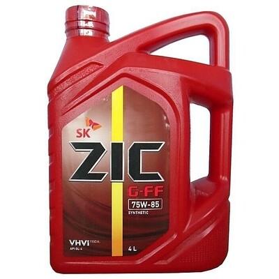 Трансмиссионное масло ZIC G-FF 75W-85 GL-4 4л