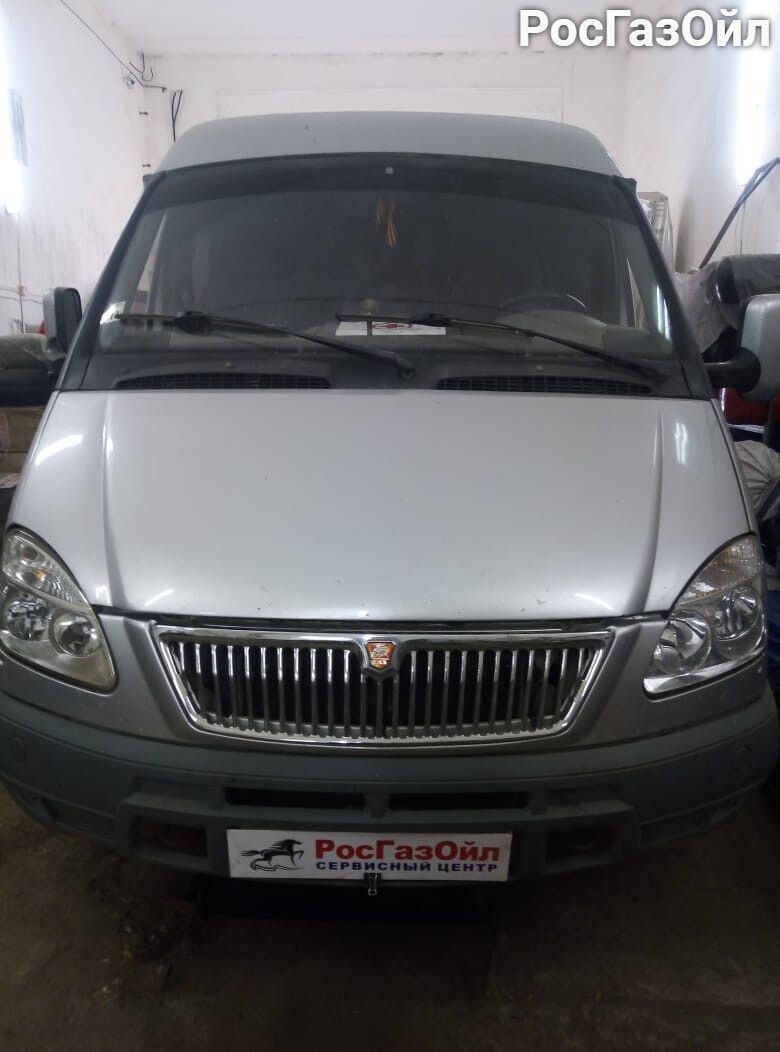 Переоборудование автомобиля ГАЗ 22171 из категории D в категорию В (грузопассажирский 6+1)