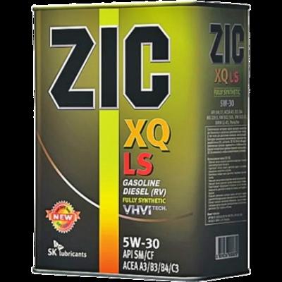 Моторное масло ZIC XQ LS 5W-30 SN/CF 4л