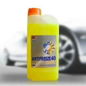 Антифриз-40 ELITE (желтый) 1кг