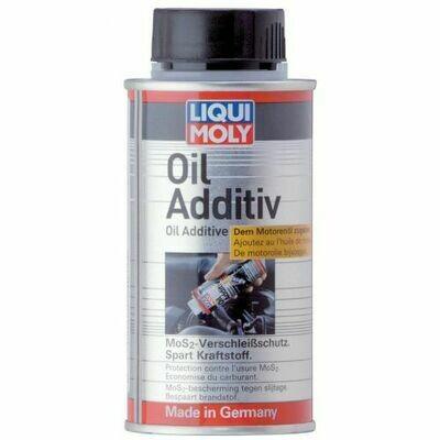 Антифрикционная присадка с дисульфидом молибдена в моторное масло (0.125)