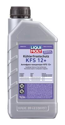 Антифриз-концентрат Kuhlerfrostschutz KFS 12+ 1л