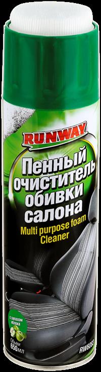 Пенный очиститель обивки салона RW6083