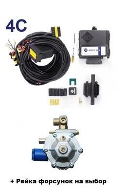 Комплект EG BASICO 24 4 цил. (Метан)