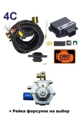 Комплект EG Avance 32 OBD 4 цил. (Метан)